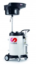 Samoa 100 ltr Pumpaway Waste Oil Collector