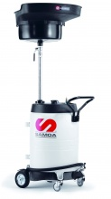 Samoa 100 ltr waste oil collector (remote pump discharge)